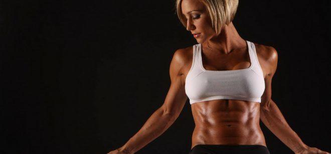 Снижение объема мышечной массы у женщин