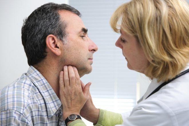 Тиреотоксикоз у мужчин