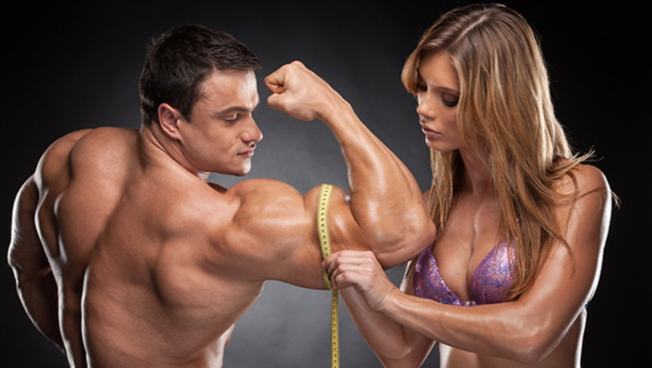 Увеличение объема мышц