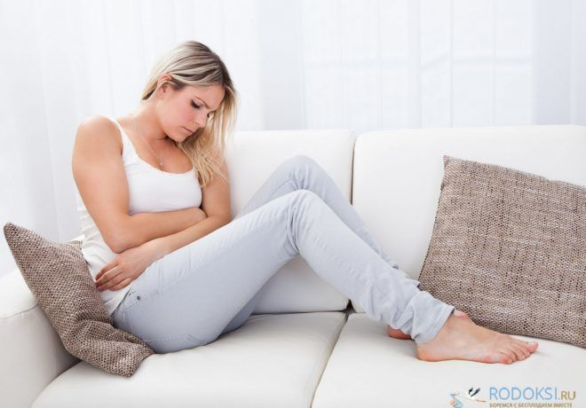 Заболевание женщин