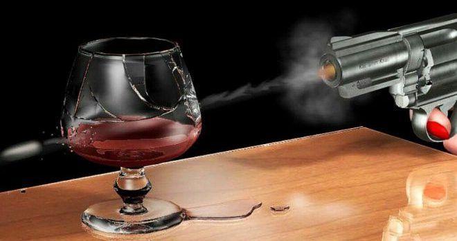 Исключить употребление алкогольных напитков