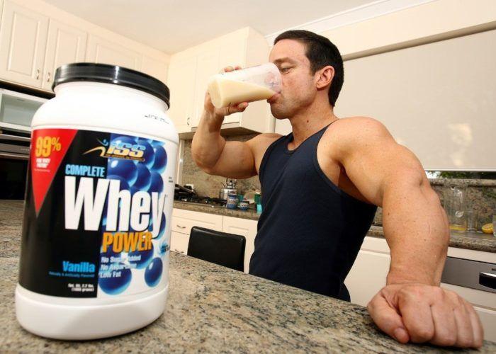 Чрезмерное употребление анаболических стероидов