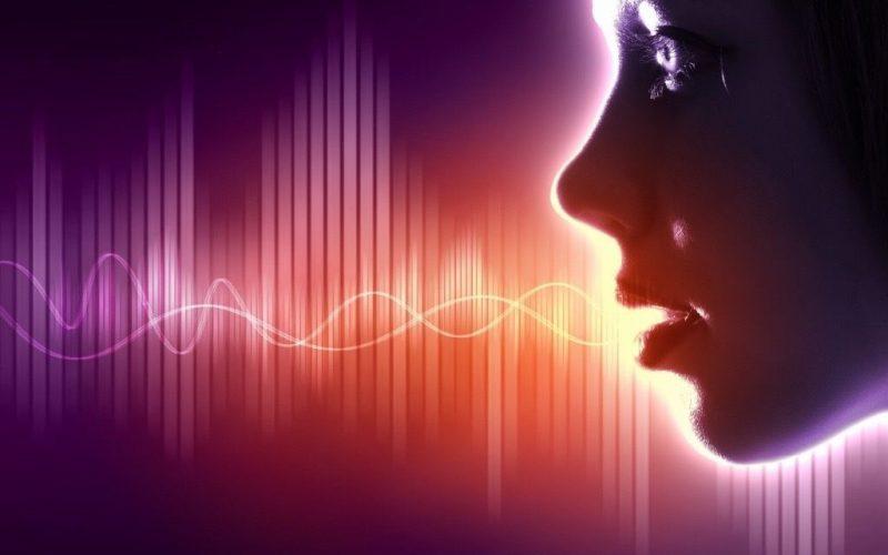 Изменение тональности голоса