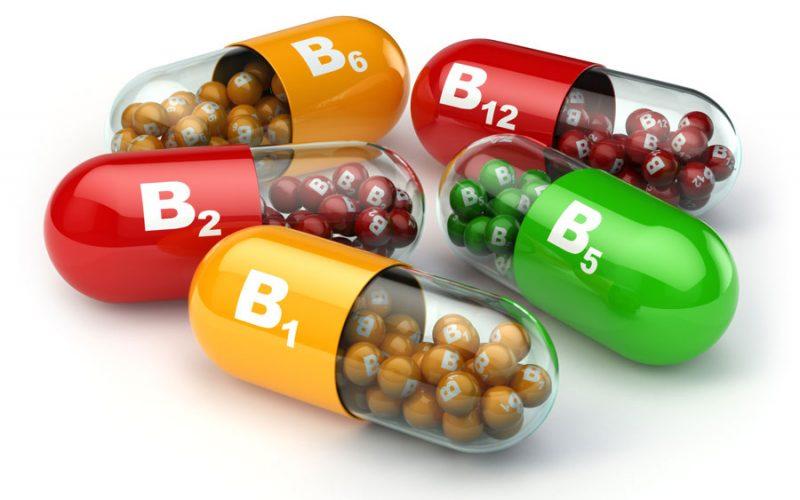 Потребление витаминных комплексов