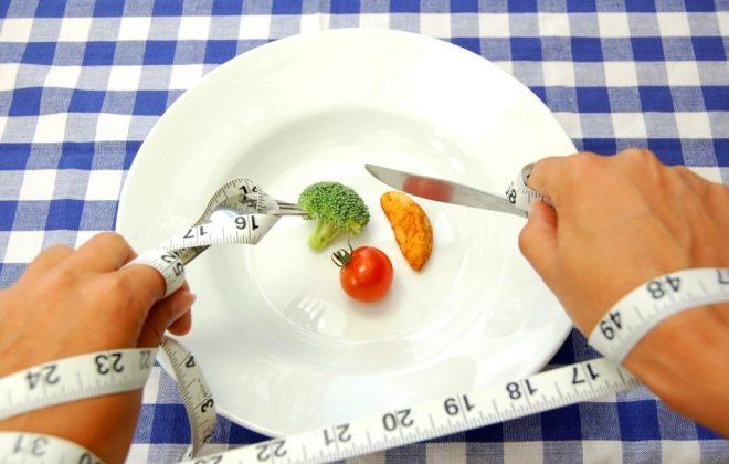 Соблюдение низкокалорийной диеты