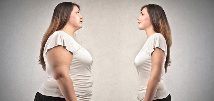резкие колебания веса